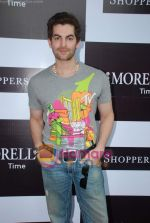 Neil Mukesh promotes Morellato Time watch at Shoppers Stop, Juhu, Mumbai on 7th july 2009 (20)