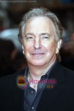 Alan Rickman at the UK Premiere of movie HARRY POTTER AND THE HALF BLOOD PRINCE on 7th JUly 2009 in Odeon Leicester Square.jpg