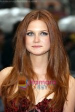 Bonnie Wright at the UK Premiere of movie HARRY POTTER AND THE HALF BLOOD PRINCE on 7th JUly 2009 in Odeon Leicester Square.jpg