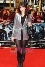 Daisy Lowe at the UK Premiere of movie HARRY POTTER AND THE HALF BLOOD PRINCE on 7th JUly 2009 in Odeon Leicester Square.jpg