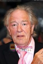 Michael Gambon at the UK Premiere of movie HARRY POTTER AND THE HALF BLOOD PRINCE on 7th JUly 2009 in Odeon Leicester Square.jpg