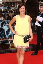 Natalie Pinkham at the UK Premiere of movie HARRY POTTER AND THE HALF BLOOD PRINCE on 7th JUly 2009 in Odeon Leicester Square.jpg