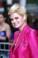 Pixie Geldof at the UK Premiere of movie HARRY POTTER AND THE HALF BLOOD PRINCE on 7th JUly 2009 in Odeon Leicester Square.jpg