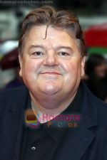 Robbie Coltrane at the UK Premiere of movie HARRY POTTER AND THE HALF BLOOD PRINCE on 7th JUly 2009 in Odeon Leicester Square.jpg