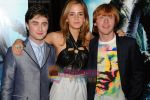 Daniel Radcliffe, Emma Watson, Rupert Grint at the premiere of film HARRY POTTER AND THE HALF BLOOD PRINCE on 9th July 2009 in NY (1).jpg