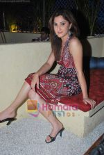 Adita Wahi at Swastik Pictures TV bash in Sheesha Lounge on 10th July 2009 (106).JPG
