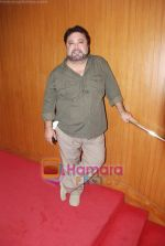 Manoj Pahwa at Motley theatre group press meet in NCPA on 10th July 2009 (38).JPG