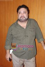 Manoj Pahwa at Motley theatre group press meet in NCPA on 10th July 2009 (4).JPG