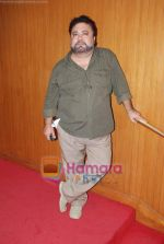 Manoj Pahwa at Motley theatre group press meet in NCPA on 10th July 2009 (2).JPG