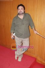 Manoj Pahwa at Motley theatre group press meet in NCPA on 10th July 2009 (3).JPG