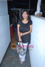 Sheela Sharma at Swastik Pictures TV bash in Sheesha Lounge on 10th July 2009 (4).JPG