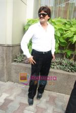 Ehsaan Qureshi at the launch of Rakshak - a brand new Disaster Management Vehicle in  The Grand Sarovar Premier Hotel, Goregaon on 19th July 2009 (10).JPG