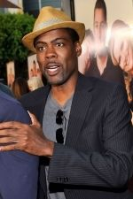 Chris Rock at the LA Premiere of FUNNY PEOPLE on 20th July 2009 at ArcLight Hollywood, California.jpg