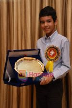 Tanay  Chheda awarded Pride of India Awards by former Deputy PM of Thailand in Taj Land_s End on 20th July 2009 (25).JPG