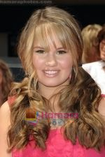Debby Ryan at the LA Premiere of movie G-FORCE on 19th July 2009 in Hollywood.jpg