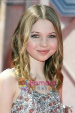 Sammi Hanratty at the LA Premiere of movie G-FORCE on 19th July 2009 in Hollywood.jpg