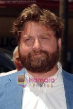 Zach Galifianakis at the LA Premiere of movie G-FORCE on 19th July 2009 in Hollywood.jpg