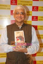 Amitav Ghosh at Crossword Book store awards in Nehru Centre on 23rd July 2009 (6).JPG