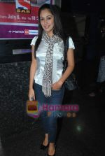 Anjali Pandey at Night at the Museum 2 premiere in Fame Adlabs on 23rd July 2009 (9).JPG