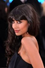 Jameela Jamil at the London Premiere of movie INGLOURIOUS BASTERDS on July 23rd, 2009 at Odeon Leicester Square (1).jpg