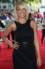 Liz McClarnon at the London Premiere of movie INGLOURIOUS BASTERDS on July 23rd, 2009 at Odeon Leicester Square.jpg