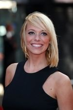 Liz McClarnon at the London Premiere of movie INGLOURIOUS BASTERDS on July 23rd, 2009 at Odeon Leicester Square (2).jpg