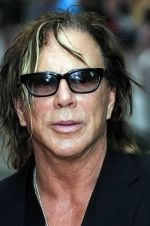 Mickey Rourke at the London Premiere of movie INGLOURIOUS BASTERDS on July 23rd, 2009 at Odeon Leicester Square.jpg
