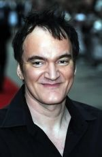 Quentin Tarantino at the London Premiere of movie INGLOURIOUS BASTERDS on July 23rd, 2009 at Odeon Leicester Square.jpg