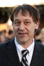 Sam Raimi at the LA Premiere of movie ORPHAN on 21st July 2009 at Mann Village Theatre, Westwood.jpg