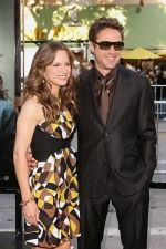 Susan Downey, Robert Downey Jr. at the LA Premiere of movie ORPHAN on 21st July 2009 at Mann Village Theatre, Westwood.jpg