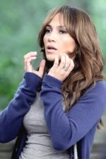 Jennifer Lopez at the Location For THE BACK-UP PLAN ON July 22, 2009 on the Streets of Manhattan, NY (22).jpg