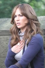 Jennifer Lopez at the Location For THE BACK-UP PLAN ON July 22, 2009 on the Streets of Manhattan, NY (26).jpg