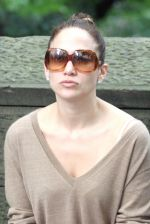 Jennifer Lopez at the Location For THE BACK-UP PLAN ON July 22, 2009 on the Streets of Manhattan, NY (41).jpg