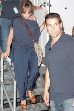 Jennifer Lopez at the Location For THE BACK-UP PLAN ON July 22, 2009 on the Streets of Manhattan, NY (9).jpg