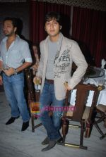Arjun Punj at the launch of Shilpa Shetty_s spa Iosis with Kiran Bawa on 26th July 2009 (12).JPG