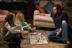 Adam Sandler, Maude Apatow, Iris Apatow in still from the movie Funny People.jpg