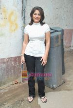 Archana Puran Singh at Comedy Circus on location in Andheri on 27th July 2009 (2).JPG
