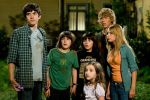 Ashley Tisdale, Carter Jenkins, Henri Young, Ashley Boettcher, Regan Young in still from the movie ALIENS IN THE ATTIC.jpg