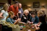 Kevin Nealon, Doris Roberts, Ashley Tisdale, Gillian Vigman, Carter Jenkins, Regan Young in still from the movie ALIENS IN THE ATTIC.jpg