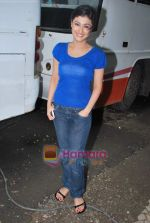Ragini Khanna at Comedy Circus on location in Andheri on 27th July 2009 (7).JPG