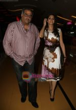 Sridevi, Boney Kapoor at the music Launch of Teree Sang in Cinemax, Mumbai on 27th July 2009 (2).JPG