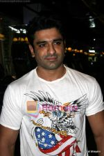 Eijaz Khan at True Fitness salon launch in Star Bazaar on 29th July 2009 (43).JPG