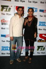 Shweta Kwatra, Varun Badola at Sab TV_s 3 new shows launch in BJN on 29th July 2009 (29).JPG