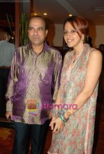 Suresh Wadkar, Ishita Arun at Anup Jalota_s birthday bash in Worli, Mumbai on 29th July 2009 (2).JPG