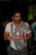 Sunil Shetty on the sets of Boogie Woogie in Andheri, Mumbai on 31st July 2009 (3).JPG