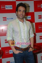 Tusshar Kapoor at Big 92.7 FM on 4th Aug 2009 (19).JPG