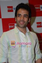Tusshar Kapoor at Big 92.7 FM on 4th Aug 2009 (20).JPG