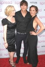 Anne Heche, Ashton Kutcher, Margarita Levieva at the LA Premiere of SPREAD on August 3rd 2009 at ArcLight Cinemas (1).jpg