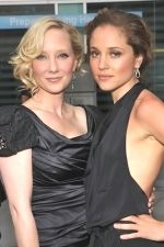 Anne Heche, Margarita Levieva at the LA Premiere of SPREAD on August 3rd 2009 at ArcLight Cinemas (1).jpg
