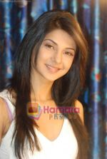 Jennifer Winget at Cinevistaas Dill Mill Gaye celebrates 400 episodes in Kanjumarg on 5th Aug 2009 (10).JPG